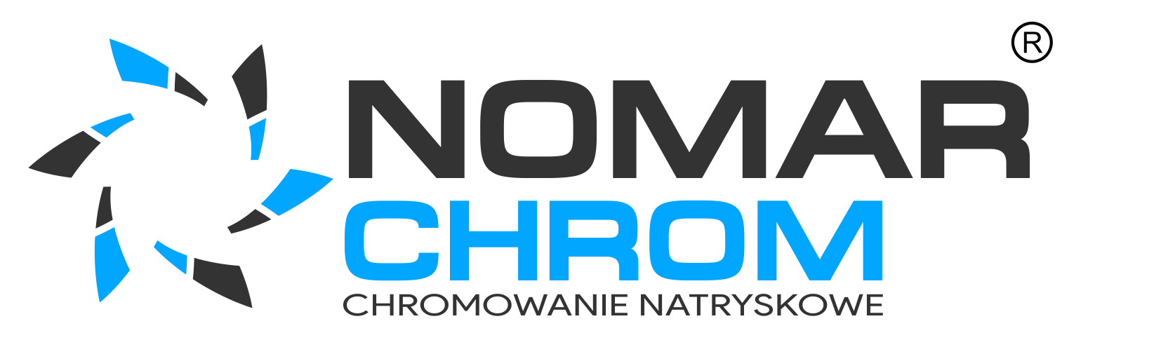 norman logo chrom